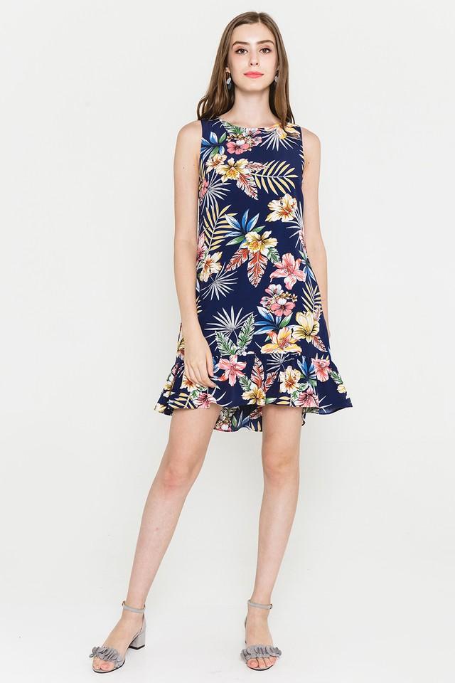 Dianne Dress Tropic