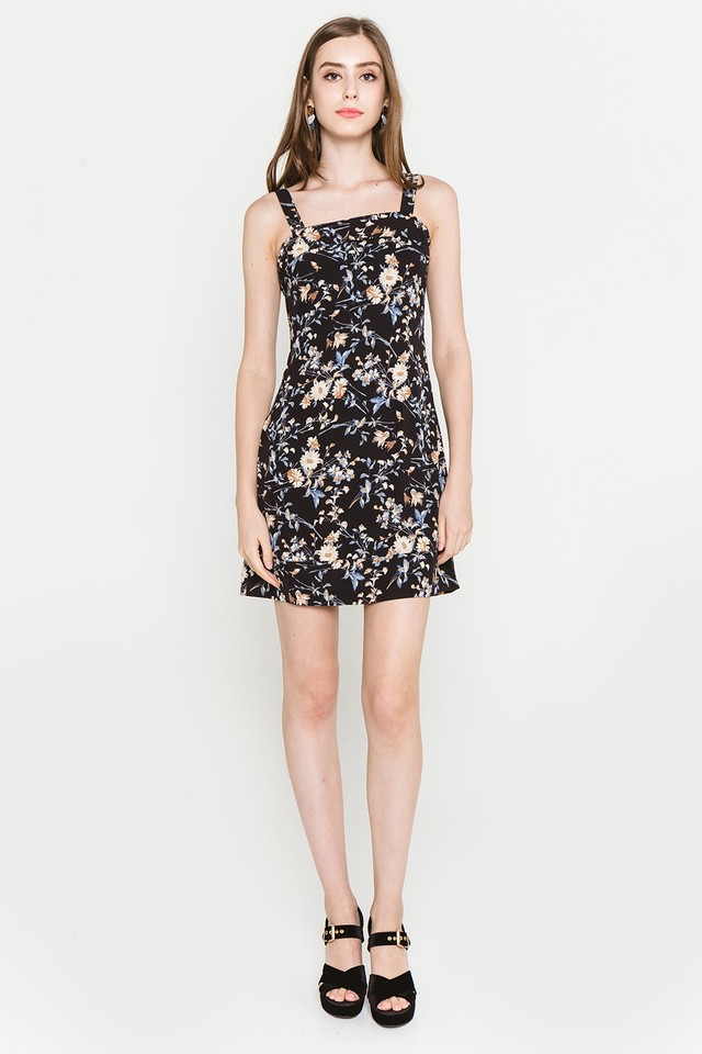 Mildred Dress Black