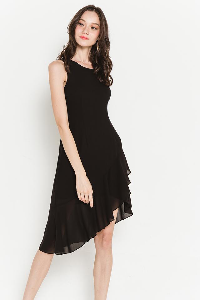 Roni Dress Black