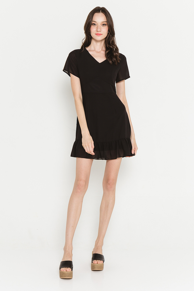 Quiana Dress Black
