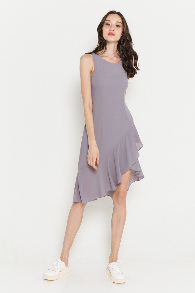 Roni Dress Grey