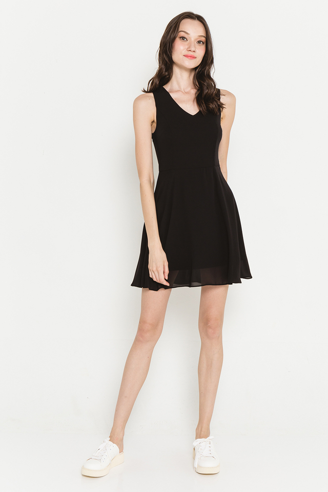 Lynda Dress Black