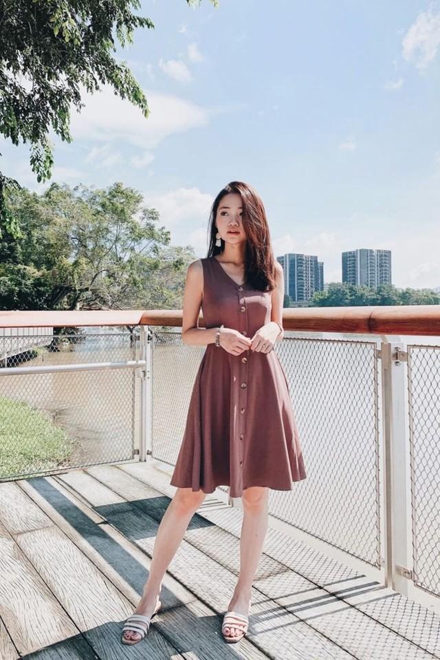 Ellery Dress Mauve