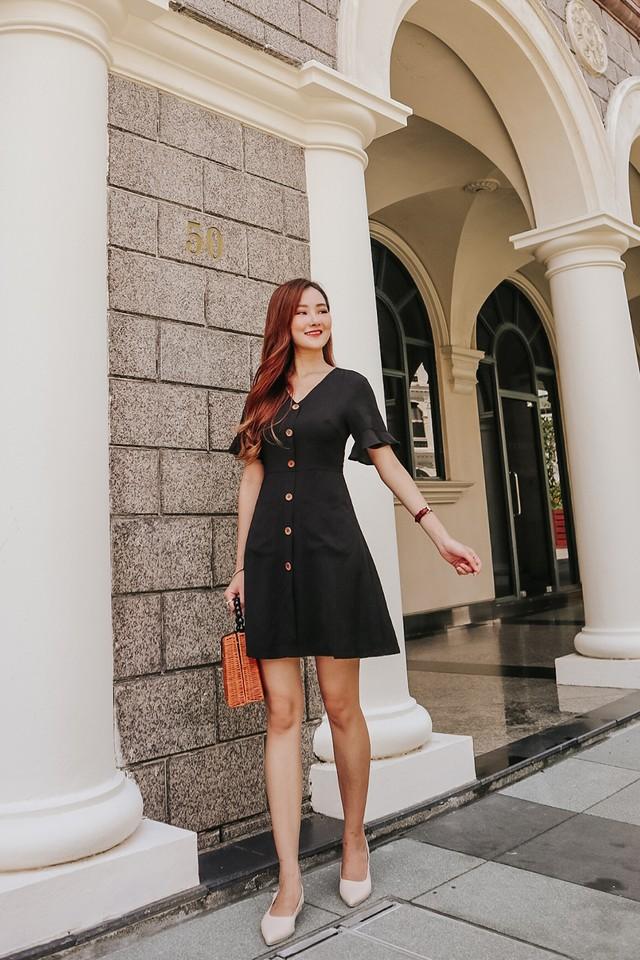 Julisa Dress Black