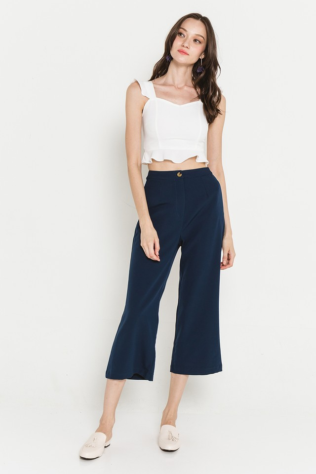 Kailyn Culottes Forest