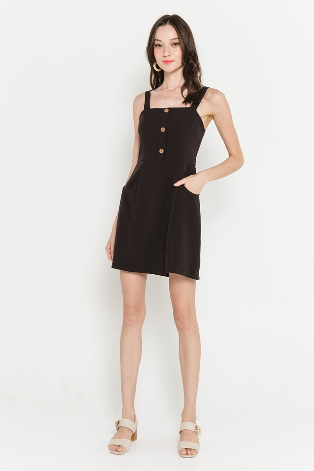 Giovana Dress Black