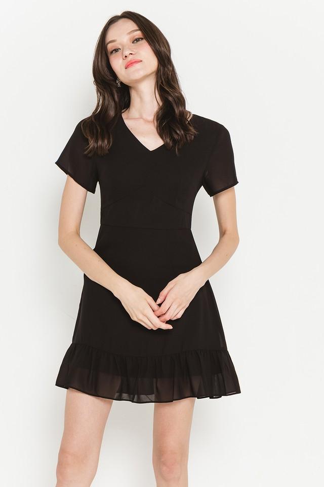 Quiana Dress Black
