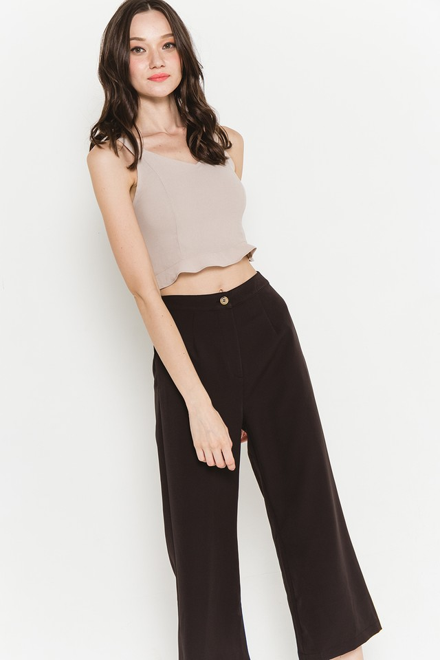 Kailyn Culottes Black