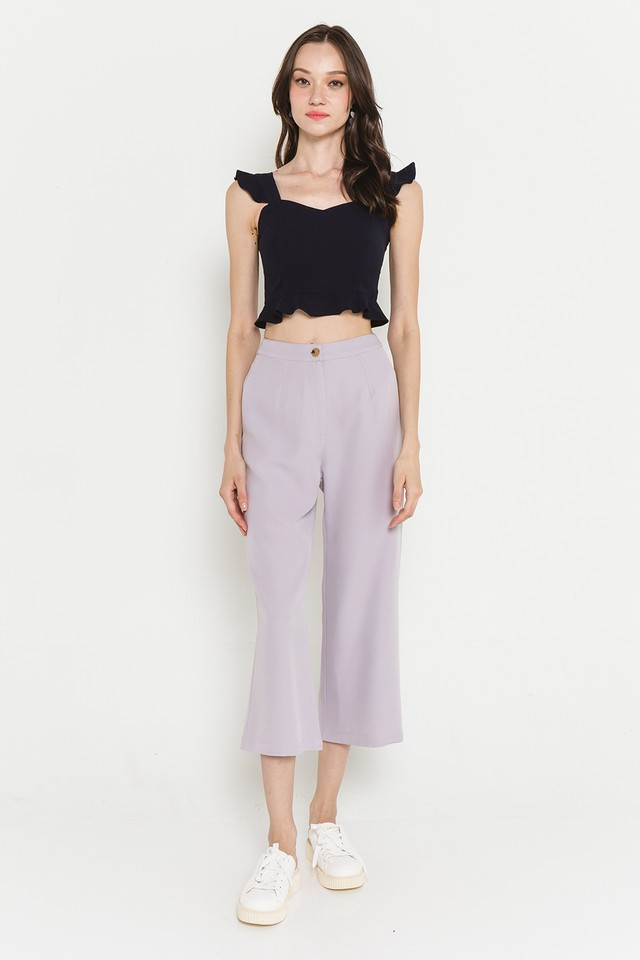 Kailyn Culottes Grey
