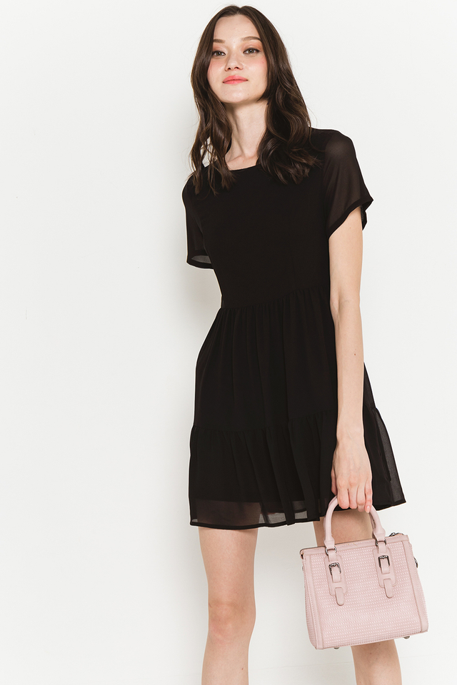 Stevie Dress Black
