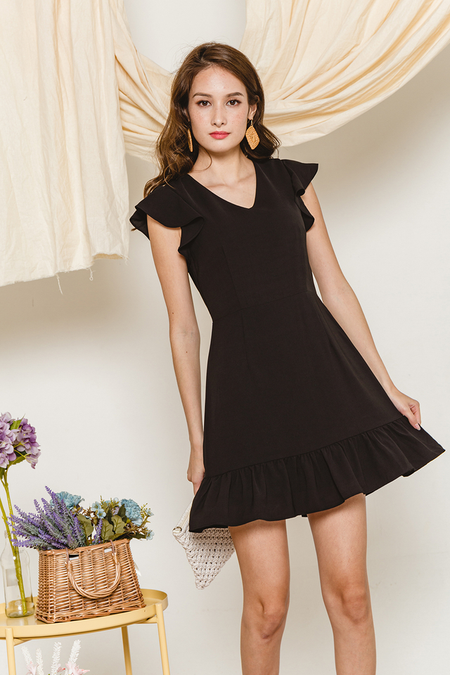 Dayle Dress Black