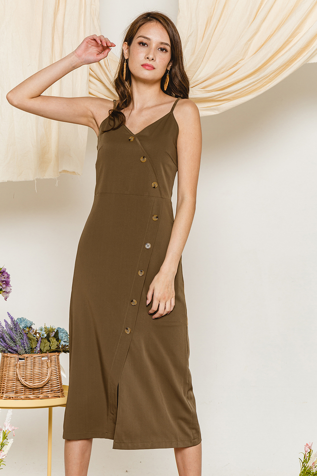 Gaynor Dress Olive
