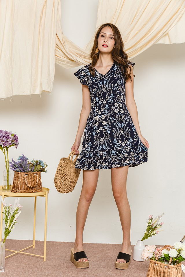 Dayle Dress Print
