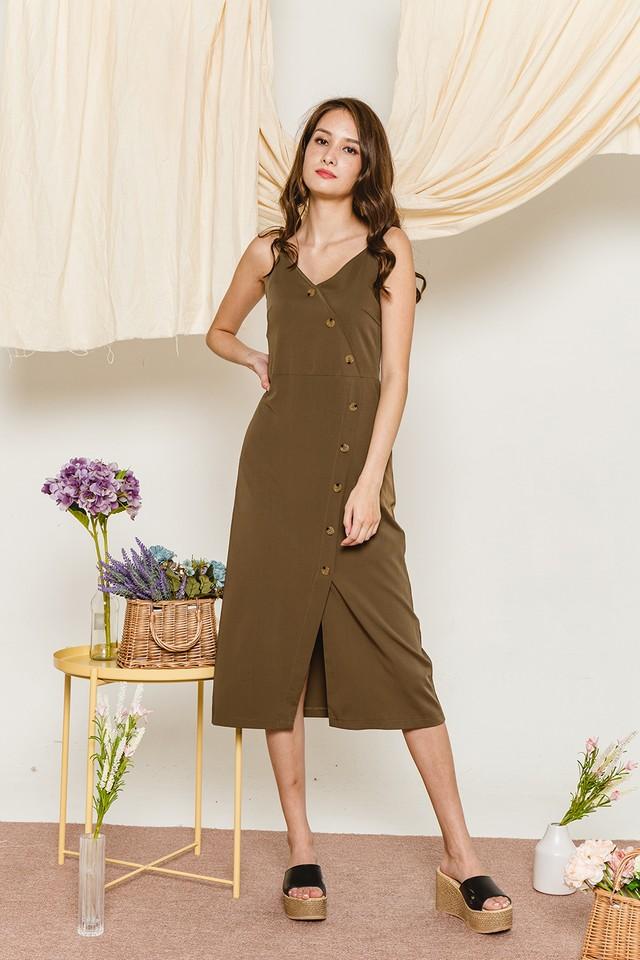 Gaynor Dress Olive