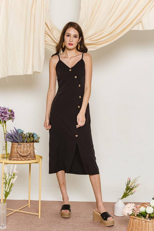Gaynor Dress Black