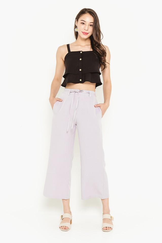 Charla Culottes Grey