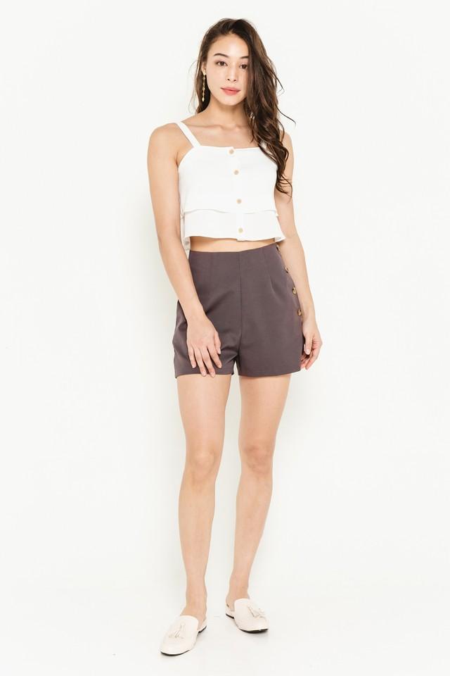 Marcee Shorts Grey