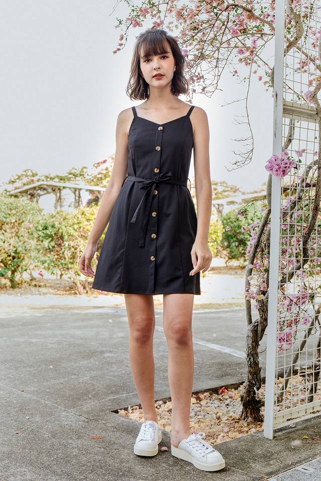 Lanni Dress Black