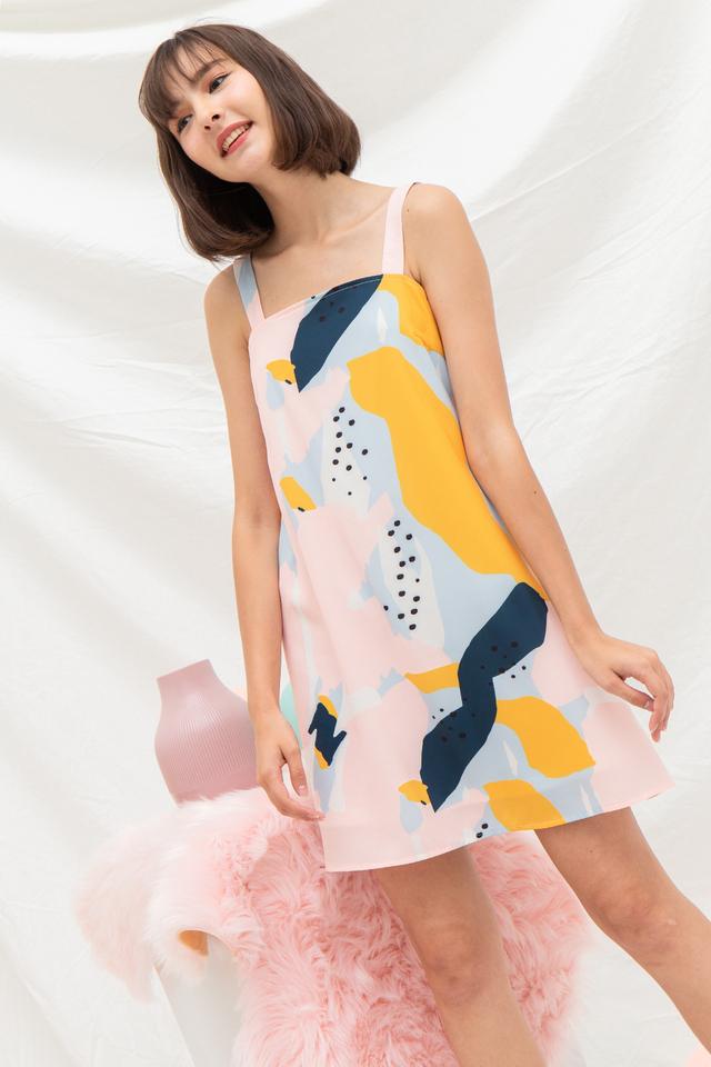 Lennox Dress Abstract