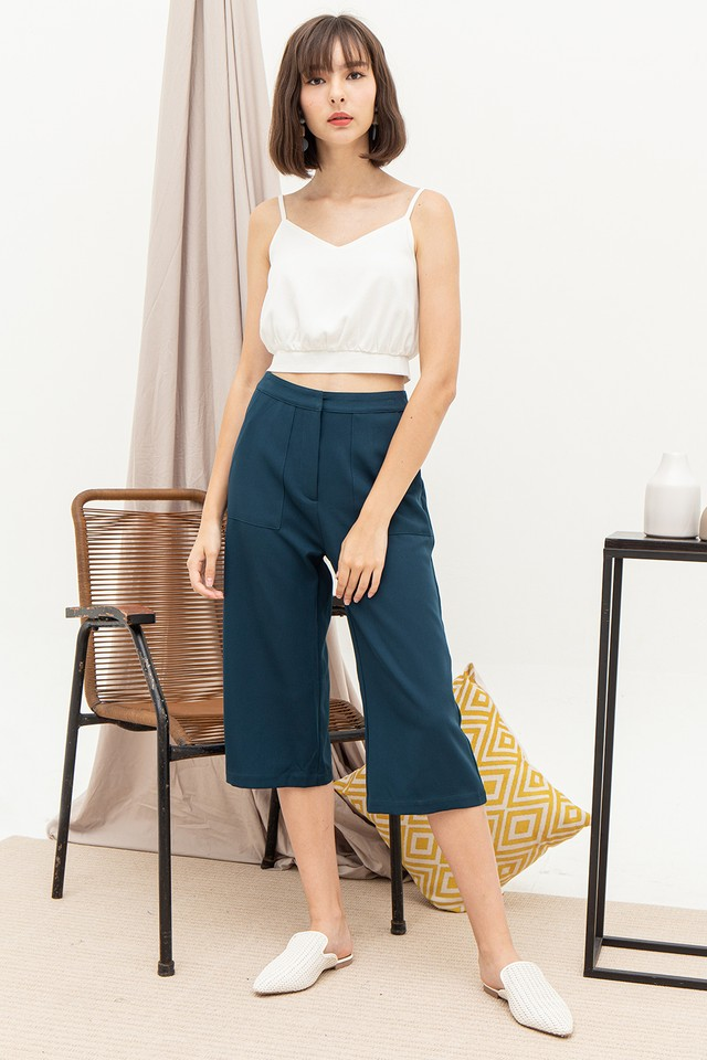 Zina Culottes Forest