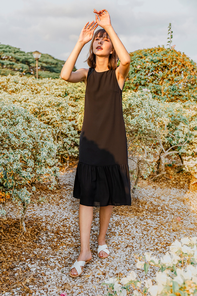 Donte Dress Black