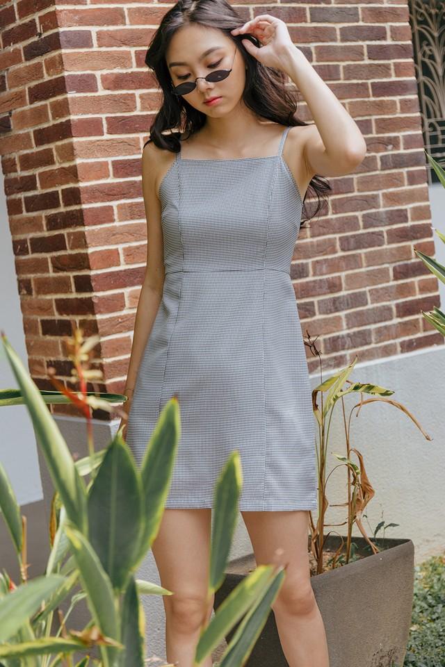Ximena Dress Gingham