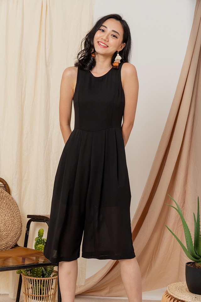 Karla Jumpsuit Black