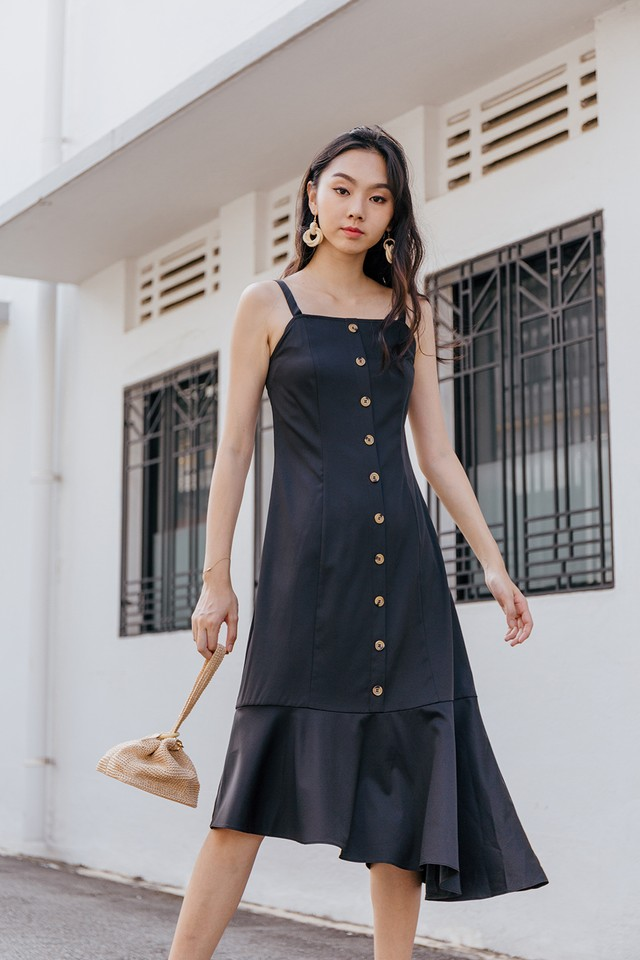 Azaria Dress Black