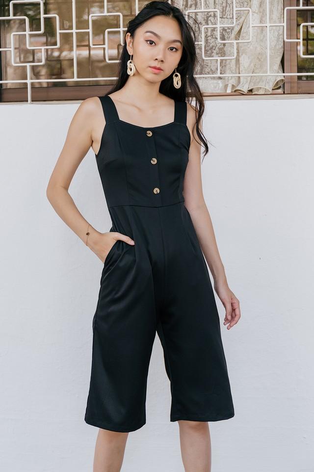Nayeli Jumpsuit Black