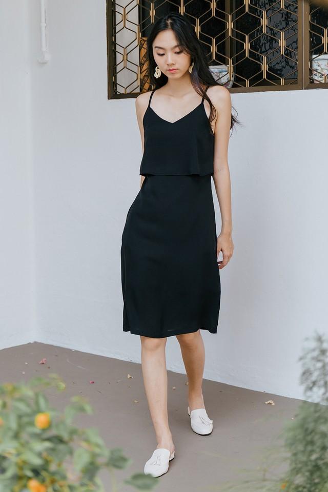 Glenys Dress Black