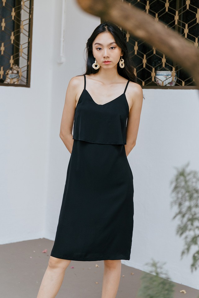 Glenys Dress Black