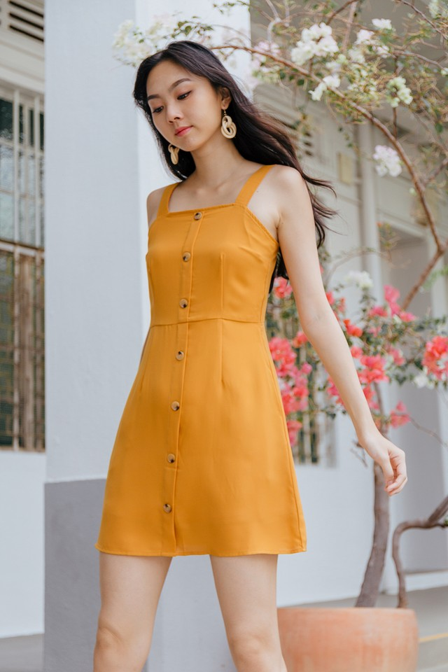 Tatti Dress Marigold