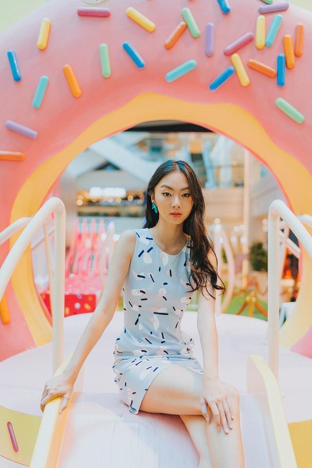 Milan Dress Confetti