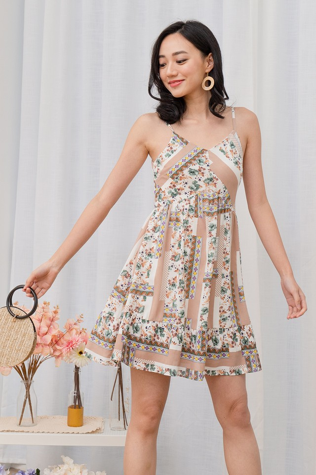 Karly Dress Floral