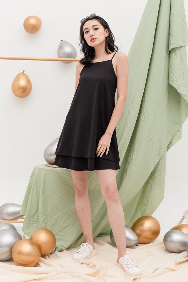 Vinny Dress Black