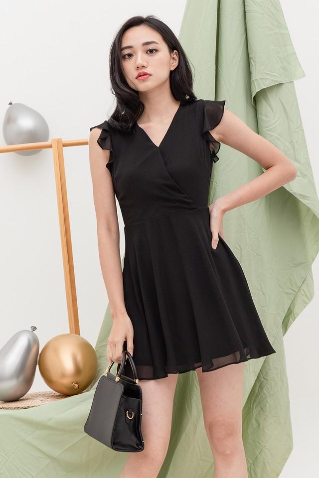 Camita Dress Black