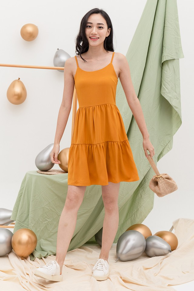 Emory Dress Marigold