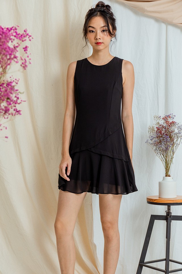 Tadita Dress Black
