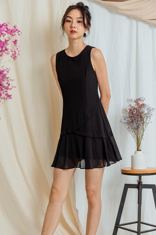 Tadita Dress Black