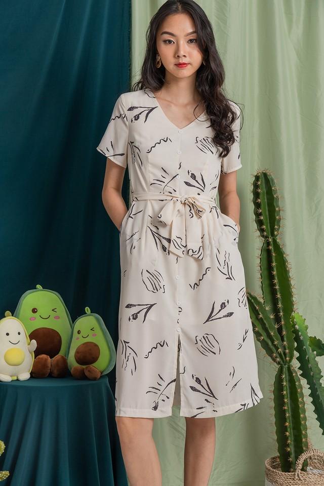 Dyani Dress Floral