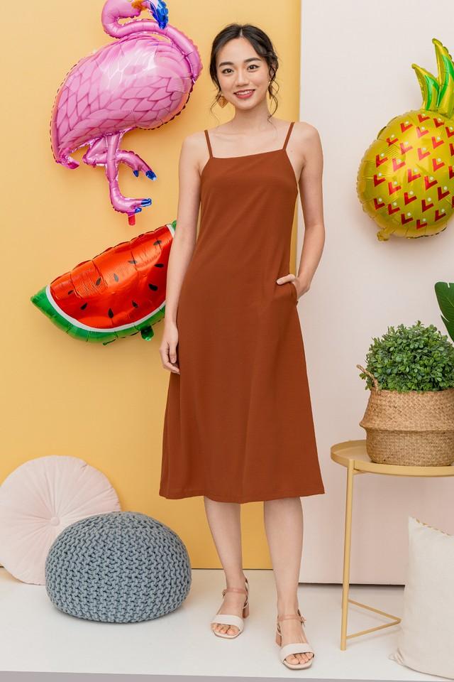 Frazer Dress Mandarin