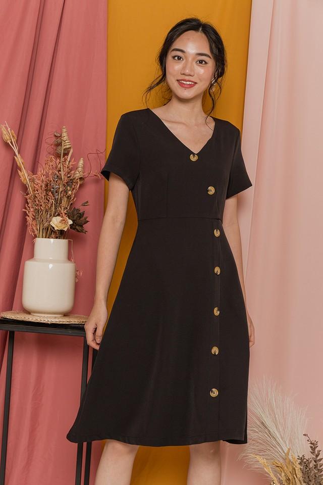 Pandara Dress Black