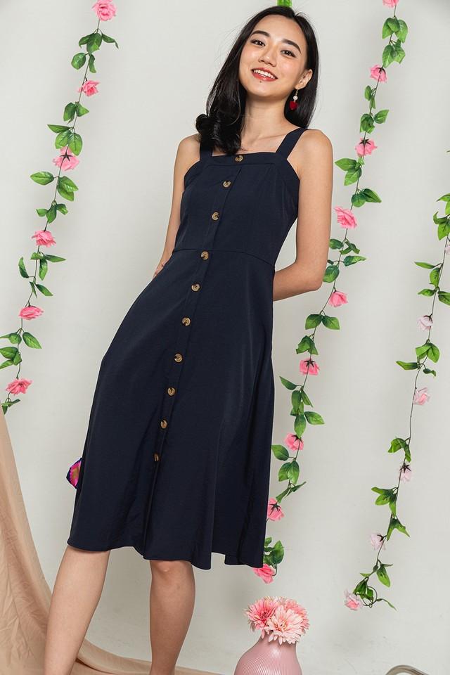 Sannah Dress Navy