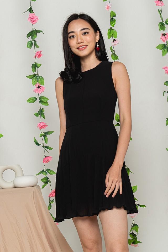 Averie Dress Black