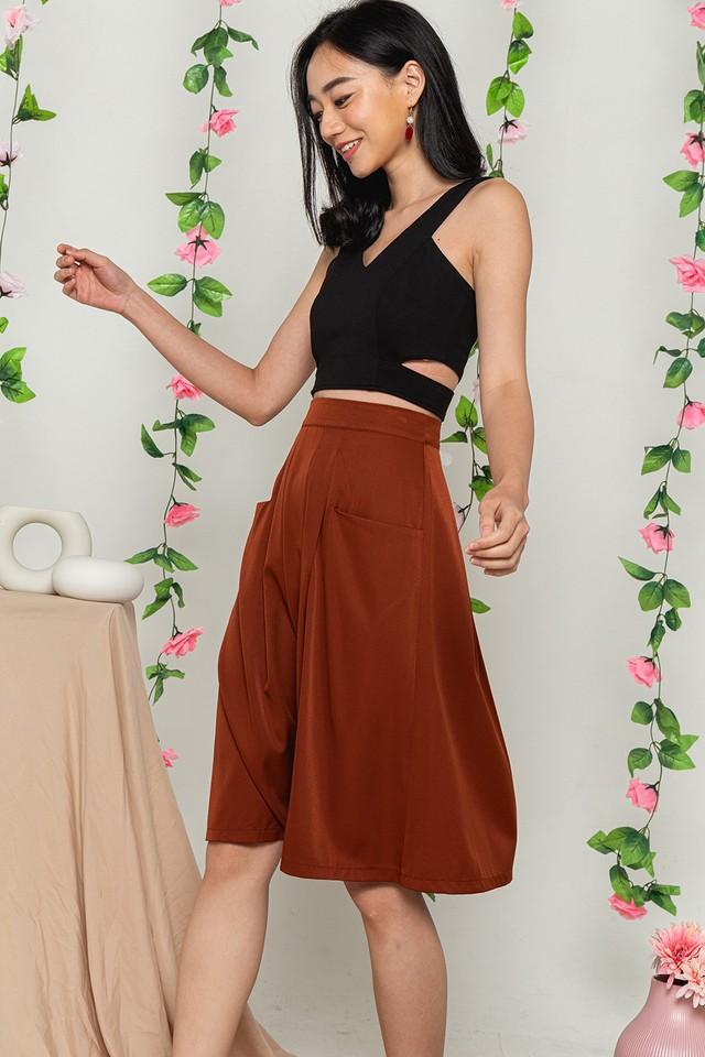 Lesila Skirt Mandarin