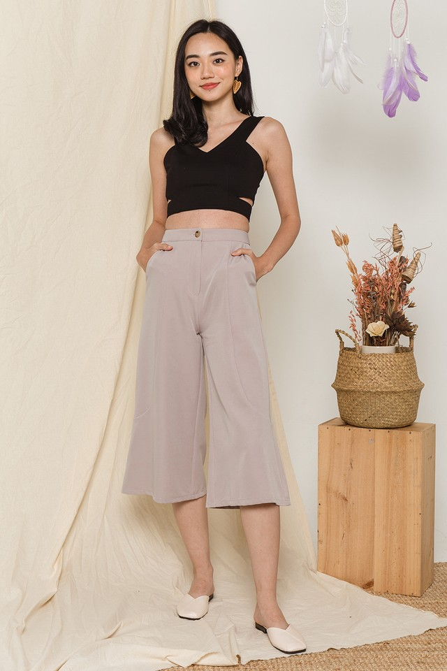 Nevada Culottes Grey