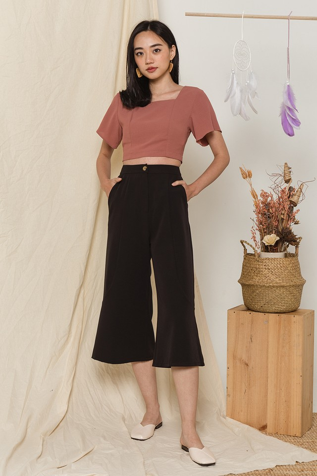 Nevada Culottes Black