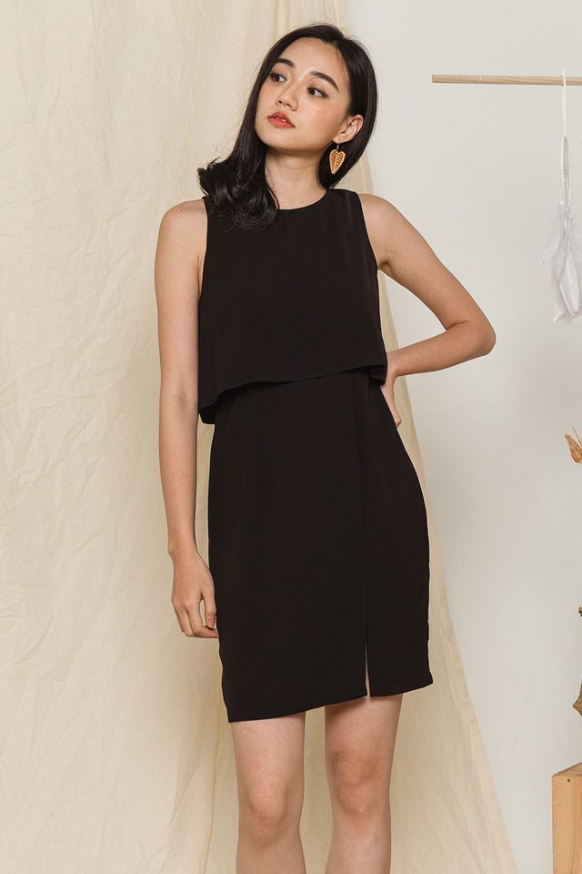 Yesenia Dress Black
