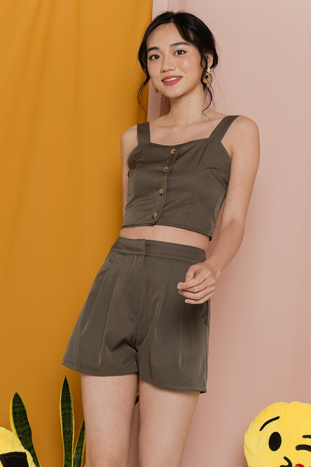 Meg Shorts Army