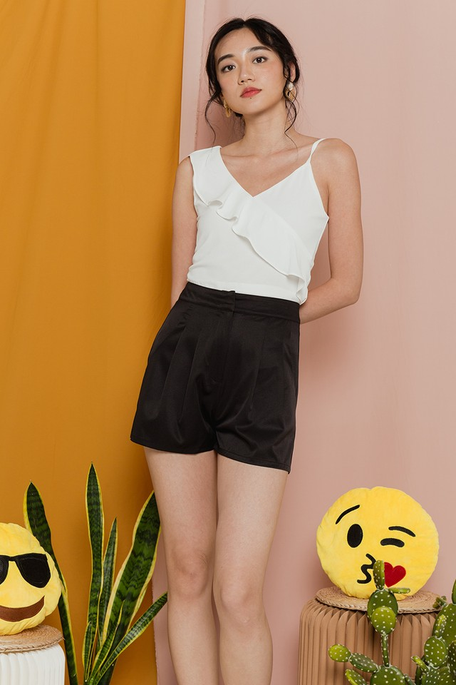 Meg Shorts Black